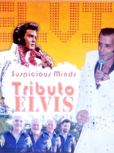 Immagine di SUSPICIOUS MIND Elvis T.