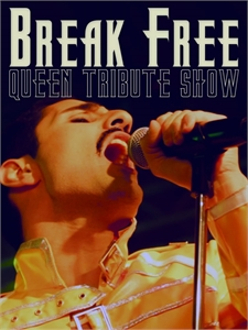Foto di Break Free Queen Tribute