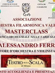 Pagina personale di OFV Orchestra  Valente
