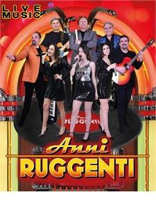 Immagine di Anni Ruggenti Live Band