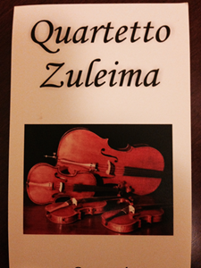 Immagine di Quartetto Zuleima