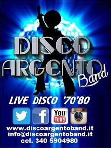 Immagine profilo di DISCO ARGENTO BAND