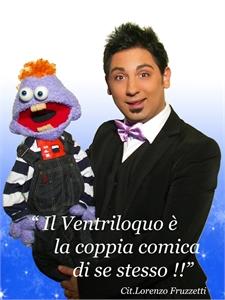 Immagine di Lorenzo Fruzzetti Ventriloquo Fantasista