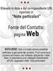 Pagina personale di Paolo Meneguzzi