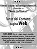 Pagina personale di Lodovica  Comello