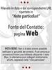 Pagina personale di Patty Pravo